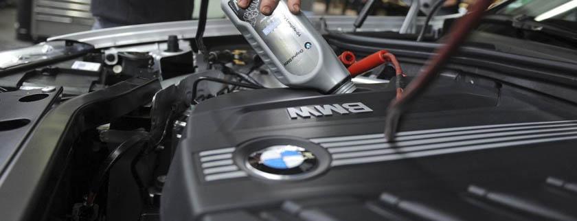 Ремонт, диагностика автомобиля BMW (БМВ)