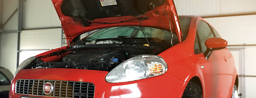 Ремонт, диагностика автомобиля Fiat (Фиат)