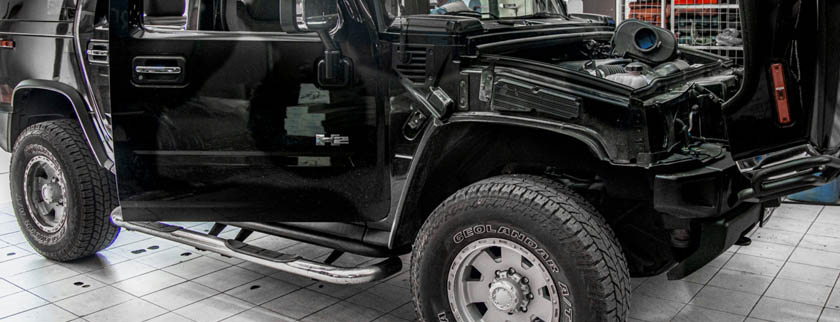 Ремонт, диагностика автомобиля Hummer (Хаммер)