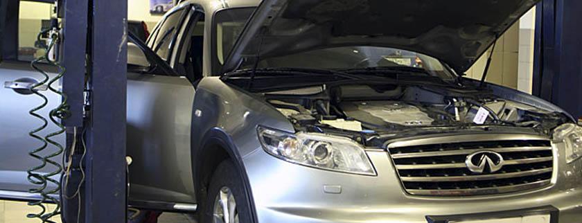 Ремонт, диагностика автомобиля Infiniti (Инфинити)