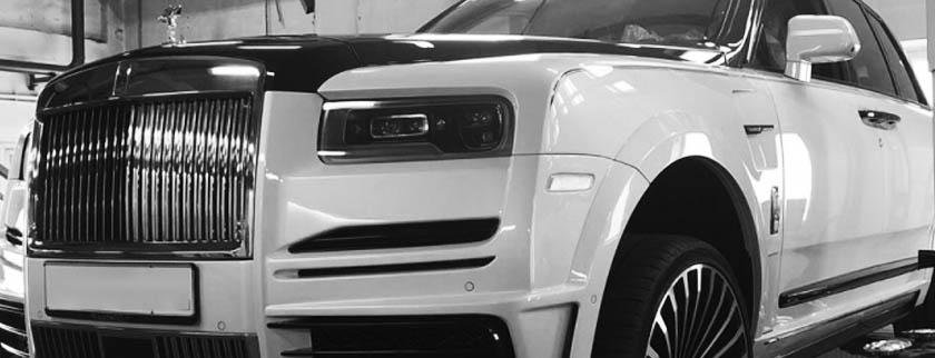Ремонт, диагностика автомобиля  Rolls Royce (Роллс Ройс)