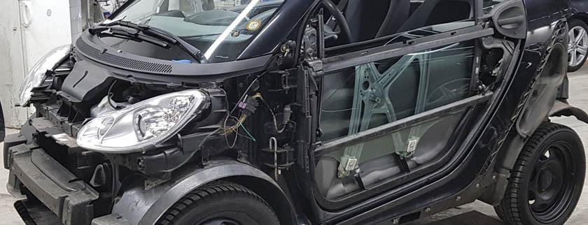 Ремонт, диагностика автомобиля Smart (Смарт)
